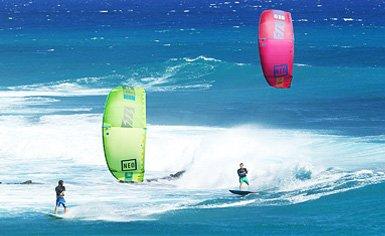 BN1 Kitesurfing Holidays