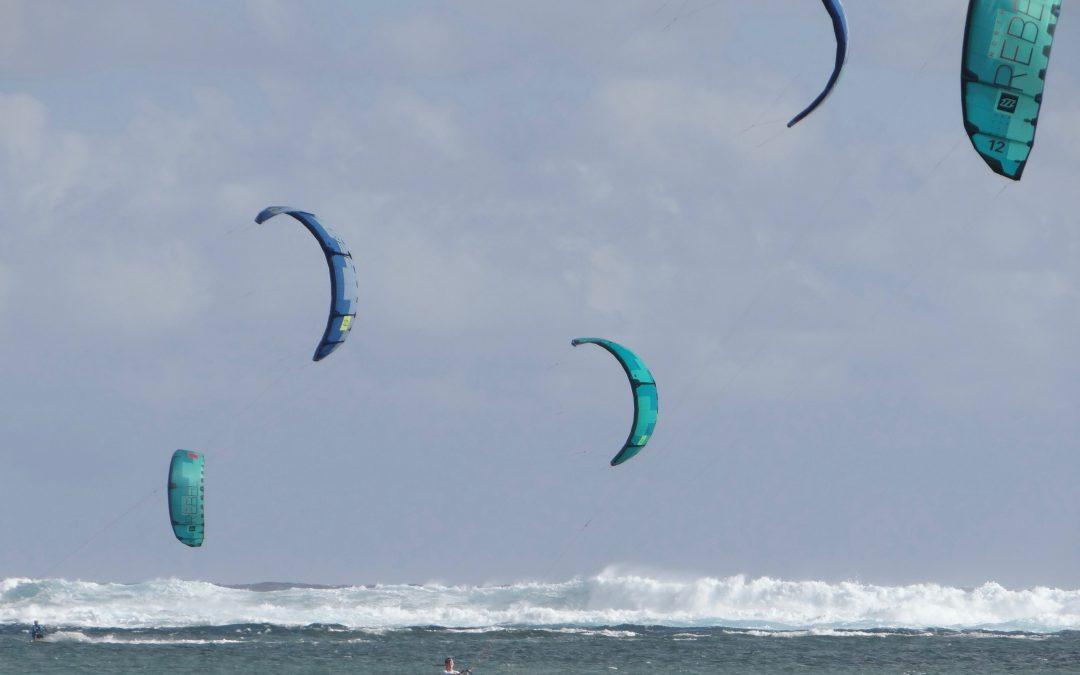 Mauritius 2017 – Bouncing Manta Rays